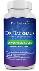 Dr Backhaus Supplement Facts