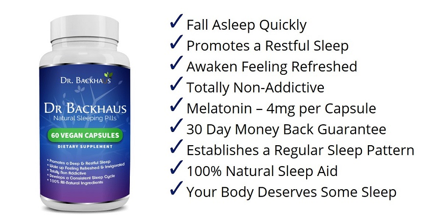 melatonin dr backhaus